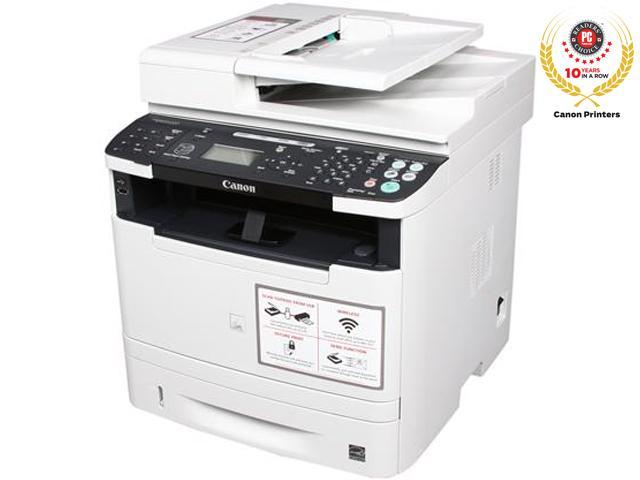 Canon imageCLASS MF5950dw MFP Up to 35 ppm 1200 x 600 dpi Color Print Quality Monochrome Wireless 802.11b/g/n Laser Printer