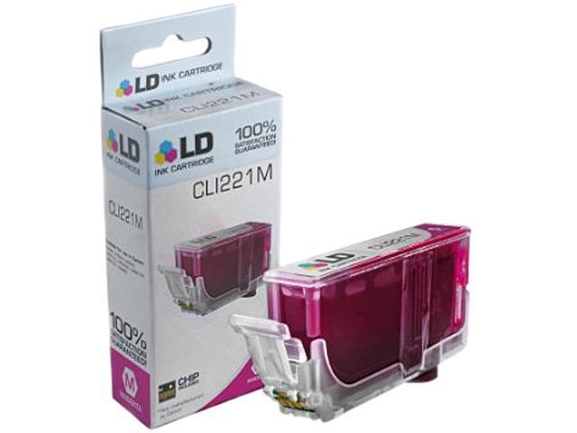 Canon CLI-221 Ink Cartridge Magenta