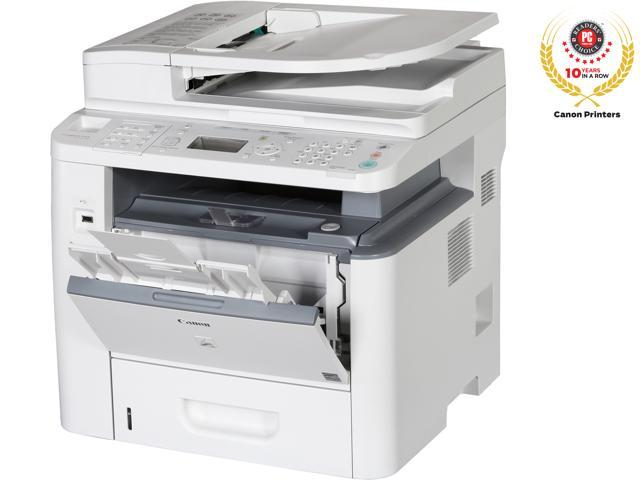 Canon imageCLASS D1370 Monochrome Multifunction laser printer with Duplex printing, 35 ppm