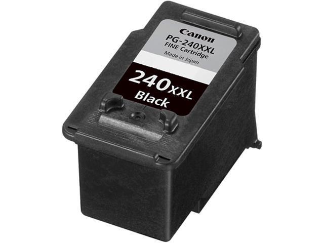 Canon PG-240XXL Extra High Yield Black Ink Cartridge (5204B001)