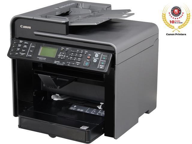Canon imageCLASS MF4770n Monochrome Multifunction Laser Printer