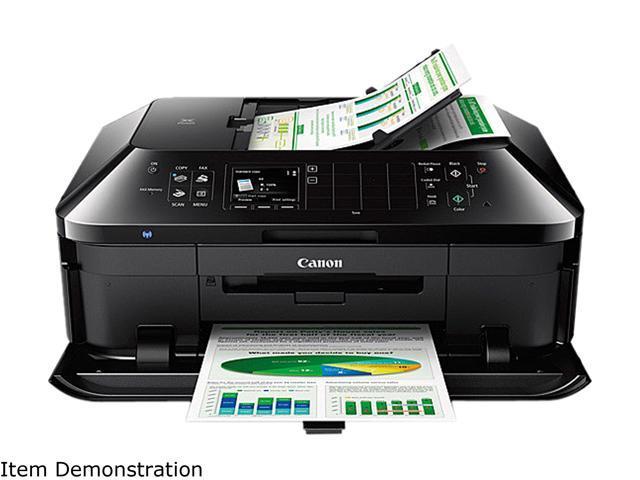 Canon PIXMA MX922 Wireless Inkjet Office All-In-One Printer