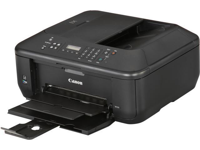 Canon PIXMA MX392 Color Multifunction Inkjet Printer