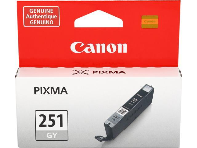 Canon CLI-251GY Ink tank; Gray (6517B001)
