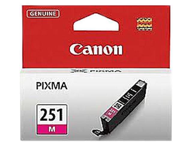 Canon CLI-251M Ink tank; Magenta (6515B001)
