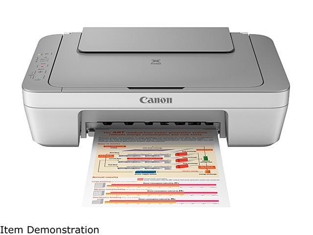 Canon PIXMA MG2420 Color Inkjet All-In-One Printer