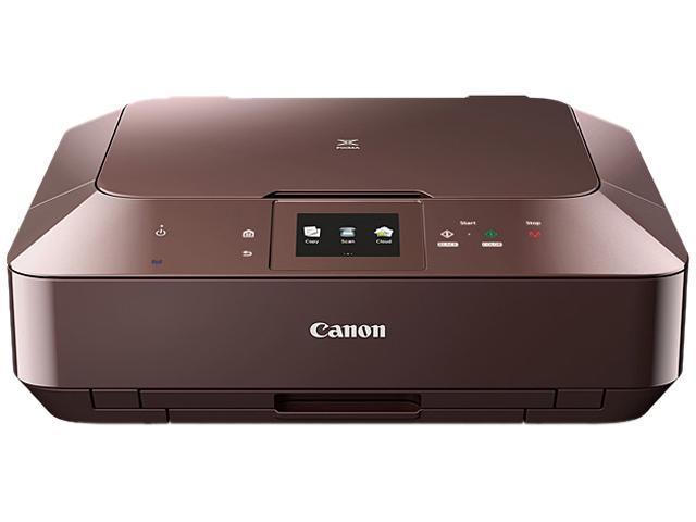 Canon PIXMA MG7120 (Brown) Wireless Color Multifunction Inkjet Printer