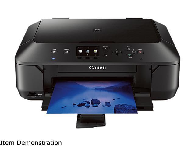 Canon PIXMA MG6420 Wireless Inkjet Photo All-In-One Printer, Black
