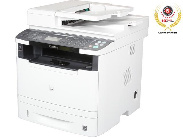 Canon imageCLASS MF6180DW wireless Monochrome Multifunction laser printer with Duplex printing, 35 ppm