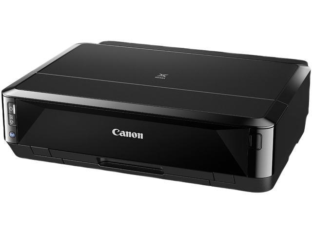 Canon 6219B003 ESAT (Black): Approx. 15.0 ipm Black Print Speed 9600 x 2400 dpi Color Print Quality InkJet Color Printer