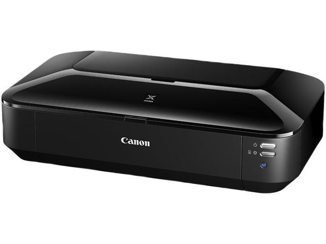 Canon 8747B003 InkJet Color Pixma iX6820 Wireless 13-Inch x19-Inch Inkjet Printer, Black
