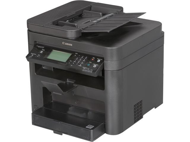 Canon imageCLASS MF227dw Workgroup Up to 16ppm (2-sided plain paper letter)  Up to 28ppm (1-sided plain paper letter) Monochrome Wireless 802.11b/g/n Laser Printer