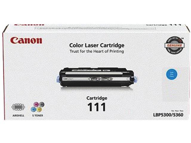 Canon 1657B008 Toner Cyan