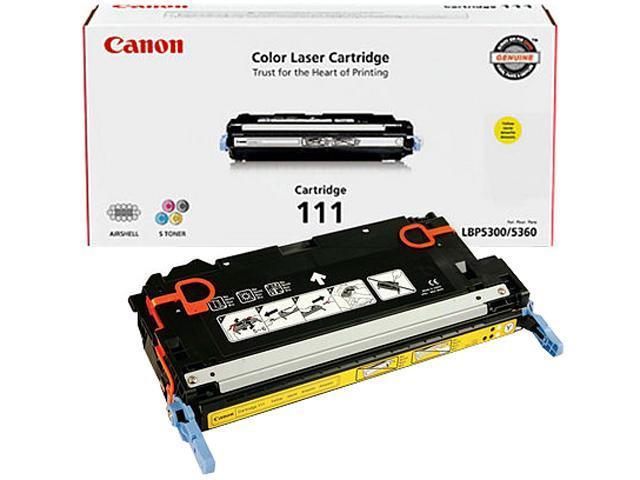 Canon 1657B008 Toner Yellow