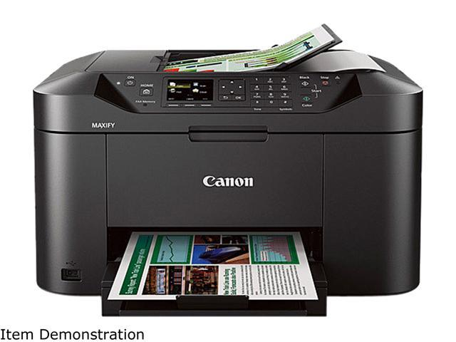 Canon maxify mb2020 small office home office inkjet for Best home office inkjet printer