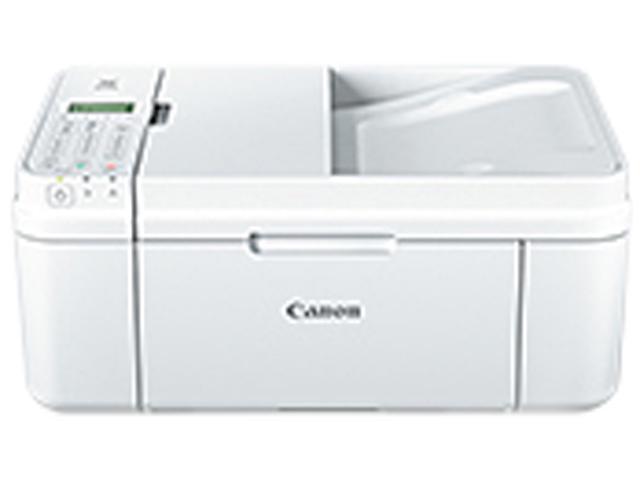 Canon PIXMA MX492 Wireless Inkjet Office All-in-One Printer, White