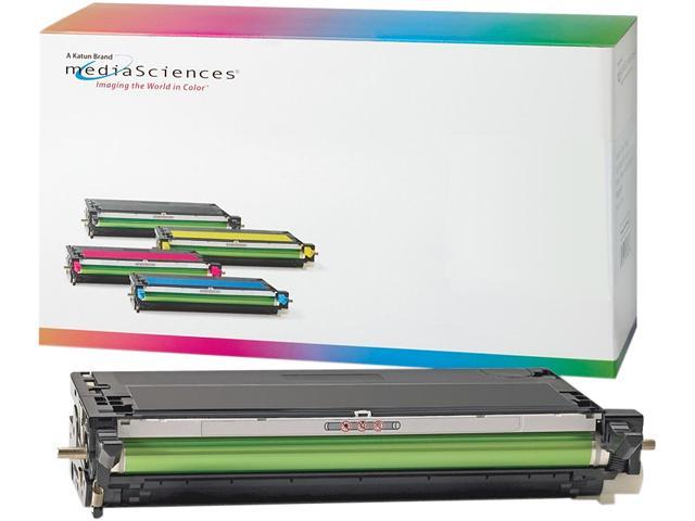 Media Sciences 39411 Black Toner Cartridge ,