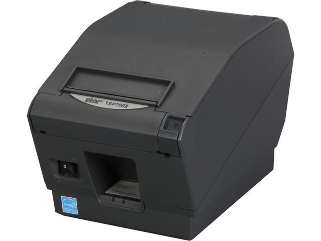 Star Micronics TSP700II TSP743IIU GRY Monochrome Label Printer