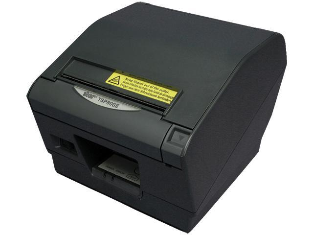 Star Micronics TSP800 TSP847IID Receipt Printer (power supply & cable not included)