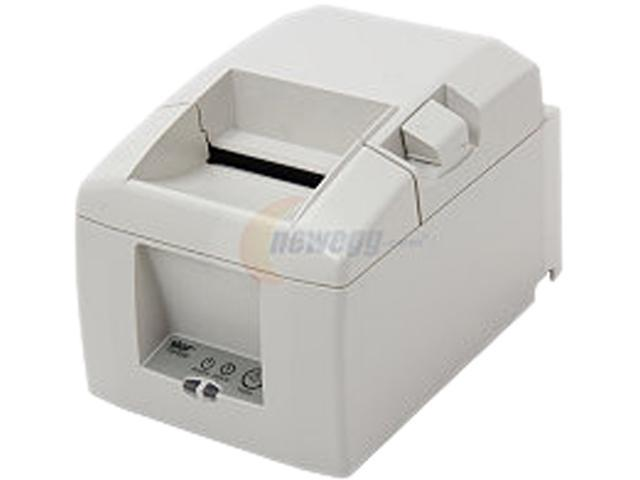 Star Micronics TSP650 TSP654L-24 37999530 Thermal Receipt Printer (Putty) - Ethernet Interface, Auto-Cutter. Cable and Power Supply not included