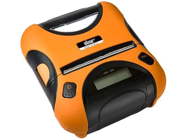 "Star Micronics 39631311 SM-T300 Rugger Portable Thermal Printer – 3"" Tear Bar, WiFi and Serial, No MSR"