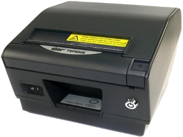 Star Micronics TSP847IIE3-24 (39441130) Direct Line Thermal 37 Prescriptions Per Minute (180 mm/sec) 203 dpi POS Receipt Printer