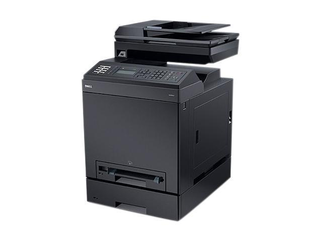 Dell 2155CN MFC / All-In-One up to 24 ppm 600 x 600 dpi Color Laser Printer
