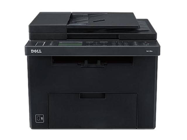 Dell 1355CN MFC / All-In-One Up to 15 ppm 600 x 600 dpi Color Print Quality Color Laser Printer