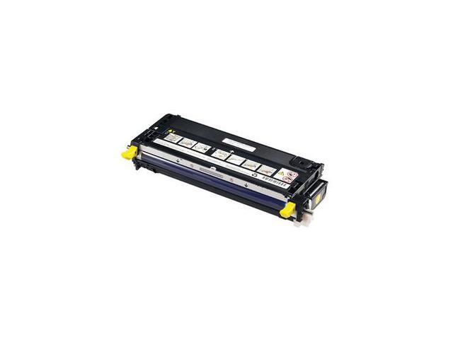 Dell NF556 (parts # XG724) Toner Cartridge 8,000 Page Yield&#59; Yellow