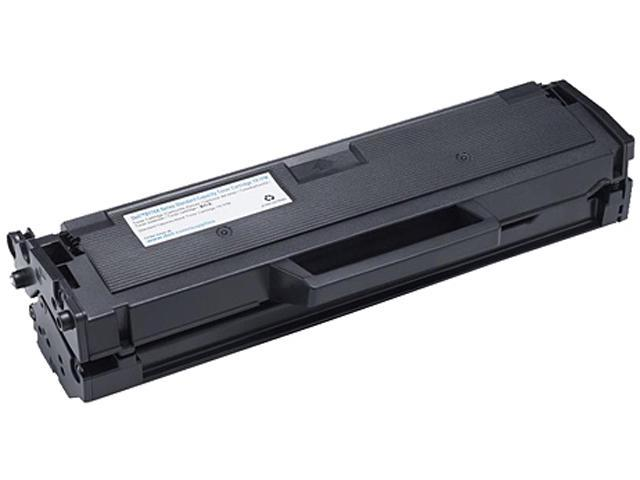 Dell YK1PM  (Parts # HF44N) Toner Cartridge 1,500 page yield for Dell B1160/B1160w/B1163w/B1165nfw printers; Black (331-7335)