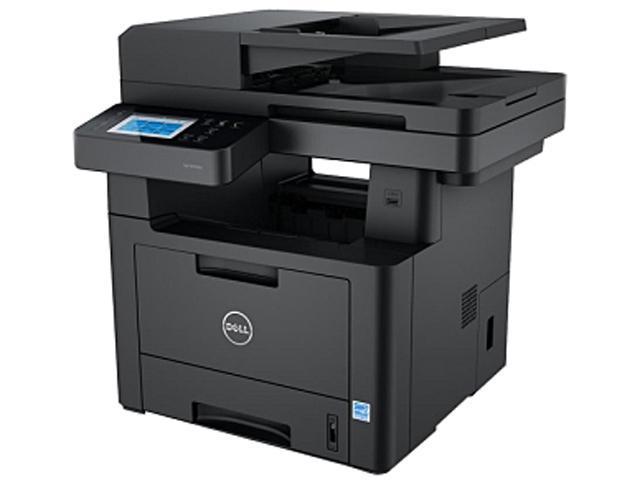 Dell B2375DFW Plain Paper Print Up to 40 ppm Monochrome Laser Printer