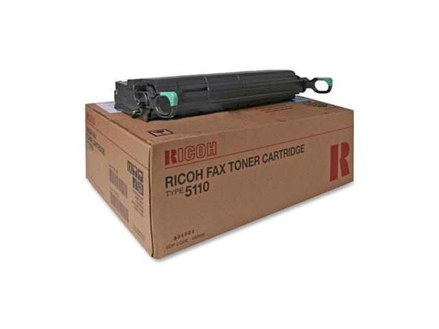 Ricoh Type 5110 430452 Fax Toner Black