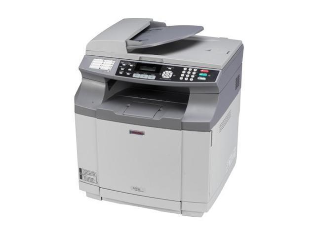 RICOH SP C210SF 402531 MFC / All-In-One 31 ppm 2400 x 600 dpi Color Print Quality Color Laser Printer