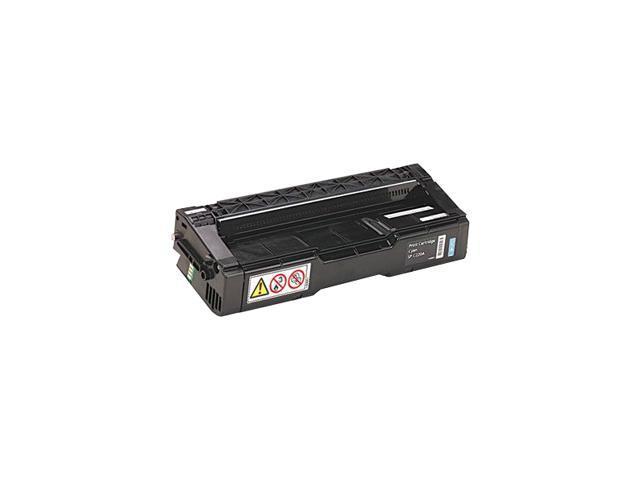 Ricoh 406047 Toner Cartridge Cyan