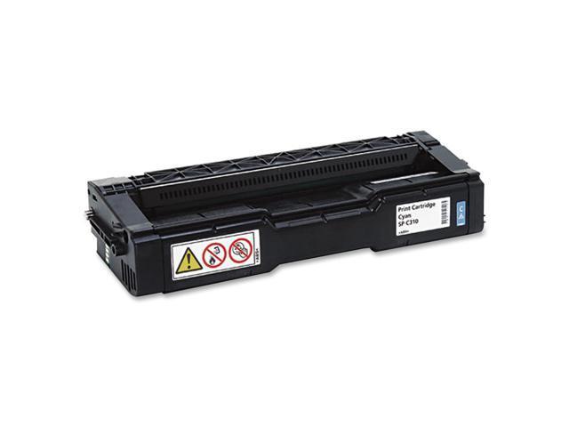 Ricoh 406476 Toner Cartridge Cyan