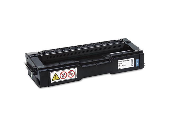 Ricoh 406345 Toner Cartridge Cyan