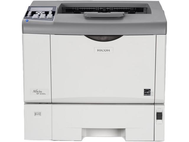 RICOH Aficio SP Series SP 4310N Plain Paper Print Monochrome IEEE 802.11a/g Laser Printer