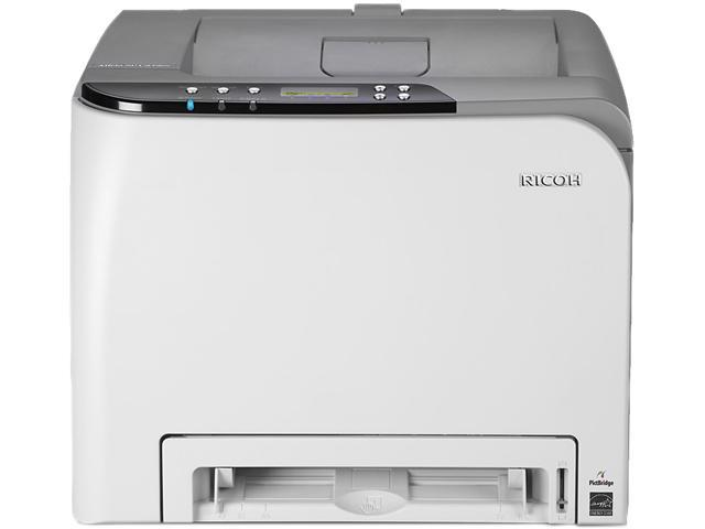RICOH SP C242DN Plain Paper Print Color Printer