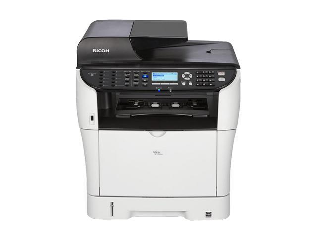 RICOH Aficio SP Series 3510SF MFC / All-In-One Up to 30 ppm Monochrome Laser Printer