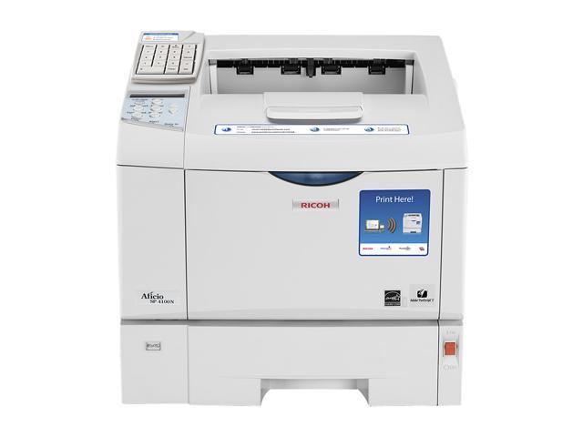 RICOH Aficio SP Series 4110N-KP Workgroup Up to 36 ppm Monochrome Laser Printer