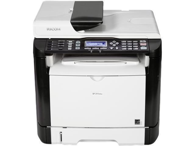 RICOH SP 311SFNw MFP Up to 30 ppm Monochrome Laser Printer
