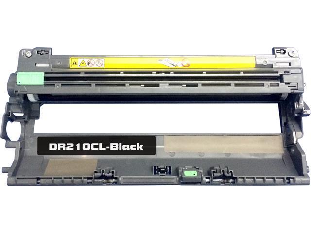 Rosewill RTCS-DR210BK Black Toner Cartridge Replaces Brother DR210BK