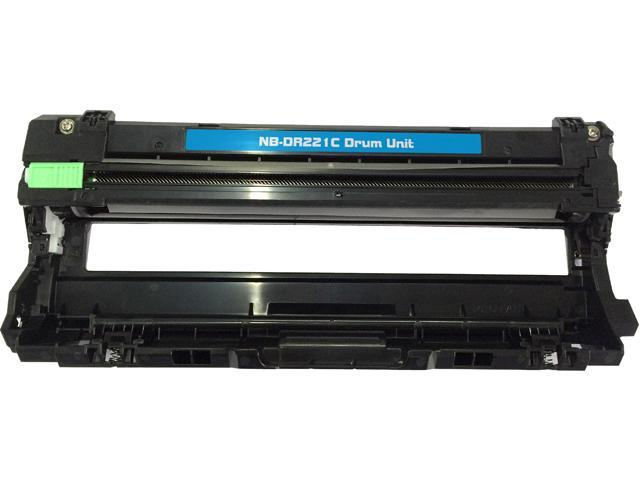 Rosewill RTCS-DR221C Cyan Toner Cartridge Replaces Brother DR221C