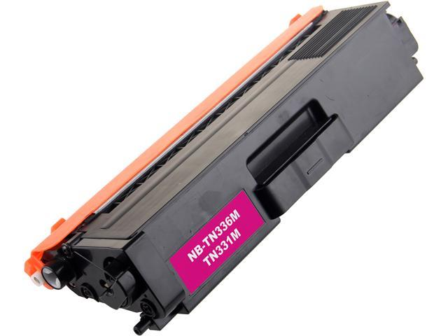 Rosewill RTCS-TN336M Magenta Toner Cartridge Replaces Brother TN336 M, TN-336M