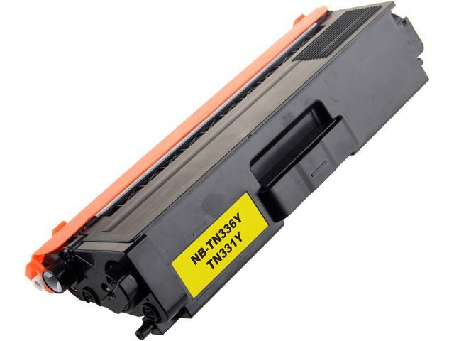Rosewill RTCS-TN336Y Yellow Toner Cartridge Replaces Brother TN336 Y, TN-336Y