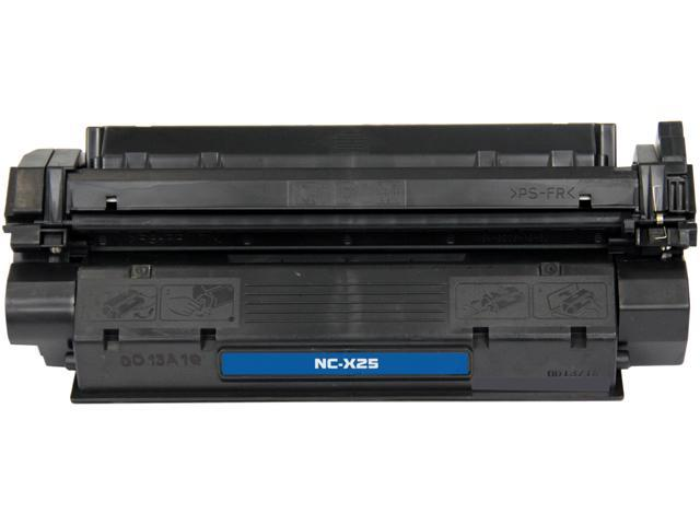Rosewill RTCS-X25 Black Toner Cartridge Replaces  Canon X25