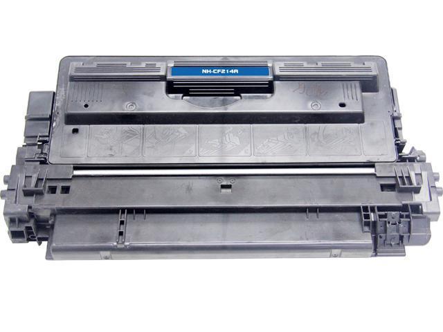 Rosewill RTCS-CF214A Black Toner Cartridge Replace HP CF214A, 14A