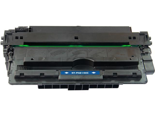 Rosewill RTCS-CF214X Black Toner Cartridge Replace HP CF214X, 14X