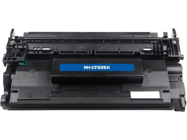 Rosewill RTCS-CF226X Black Toner Cartridge Replace HP CF226X, 26X