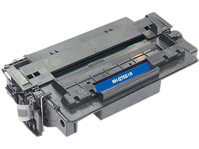 Rosewill RTCS-Q7551A Black Toner Cartridge Replace HP Q7551A, 51A